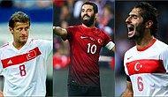 Türk Milli Futbol Takımı'nda En Çok Forma Giyen Efsane Futbolcuyu Bulabilecek misin?