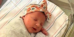 Annesinden Sadece İki Yaş Küçük: 27 Yıl Önce Dondurulan Embriyodan Doğan Bebek Rekor Kırdı