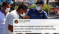 """Koronavirüs Önlemleri Kapsamında Kesilen Cezalara Yurdum İnsanı İsyan Ediyor: """"Devlet Yıl Sonu Haraç mı Kesiyor?"""""""