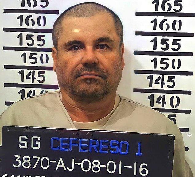 7. El Chapo
