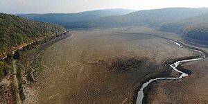 İstanbul'da Su Alarmı Verildi: Barajların Doluluk Oranı Yüzde 24.4'e Düştü