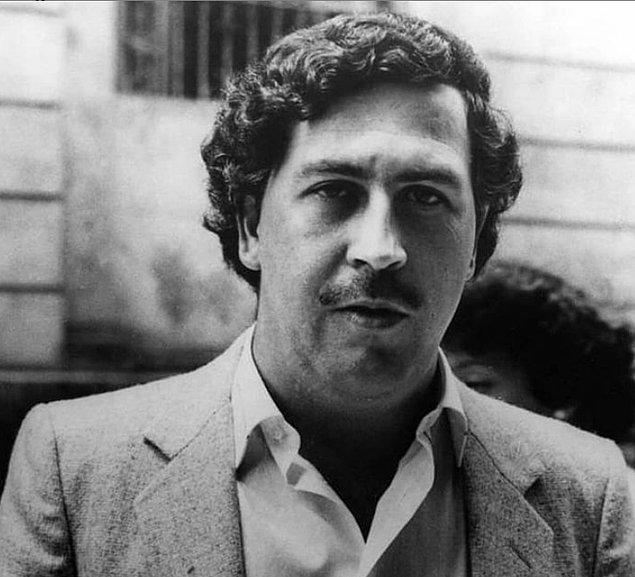 1. Pablo Escobar