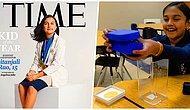 Time Dergisi Tarafından Bir İlke İmza Atarak 'Yılın Çocuğu' Seçilen 15 Yaşındaki Gitanjali Rao
