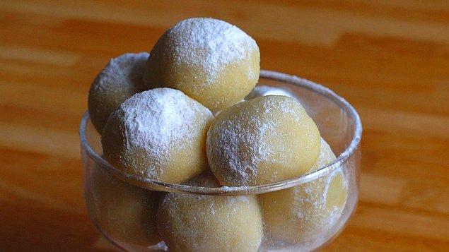 9. Limon Lokmaları Tarifi: