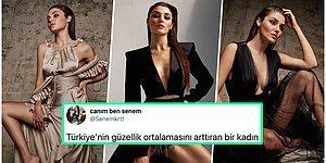 Kalkın Yanıyoruz 🔥 Başarılı Oyuncu Hande Erçel'in MAG Dergisi İçin Verdiği Pozlar Ortalığı Kasıp Kavurdu