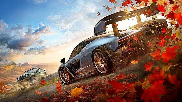 4. Forza Horizon 4