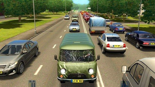8. City Car Driving