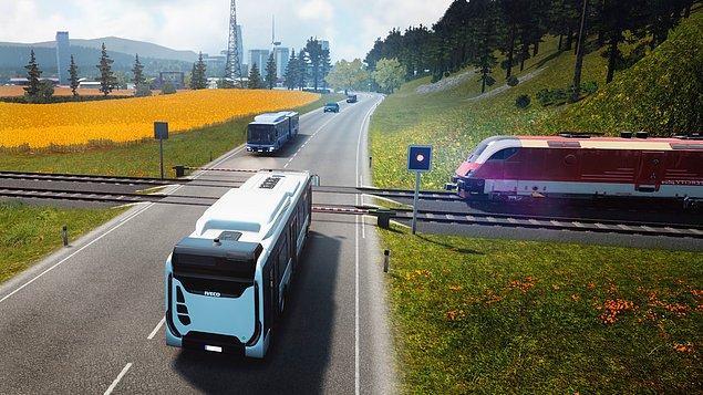 11. Bus Simulator