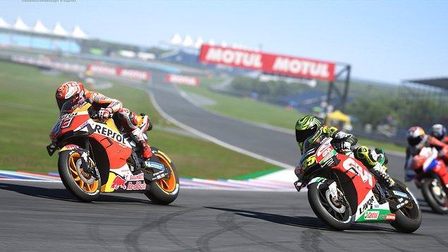 13. MotoGP 19