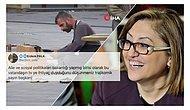Karantinadan Haberi Olmadığı İçin Müşteri Bekleyen Boyacıya Fatma Şahin 'Televizyon Alınacak' Dedi: 'Bunu mu Anladınız?'
