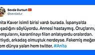 Kendisini Sonradan Müslüman Olmuş Bir İspanyol Gibi Tanıtıp Yurdum İnsanını Tokatlayan Twitter Kullanıcısı Anita