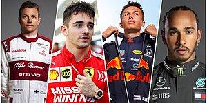 Hangi Formula1 Pilotu Senin Ruh İkizin?