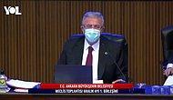 Mansur Yavaş'tan Masalara Vuran AKP Grubuna: 'Masaya Çık Tepin İstersen!'
