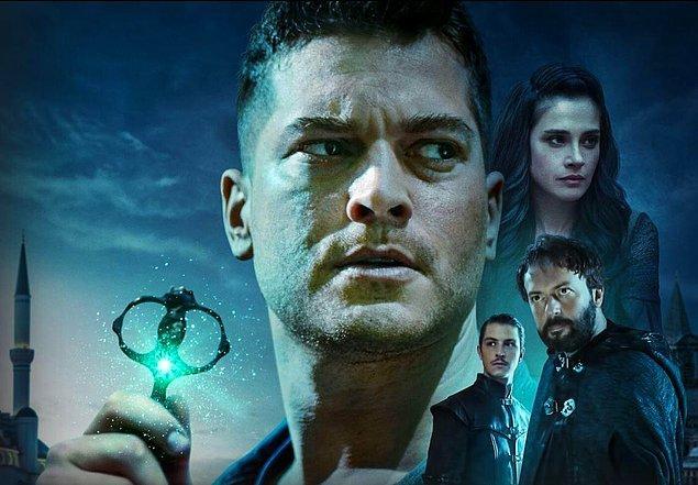 24. Netflix'in ABD'de en çok izlenen dili İngilizce olmayan dizileri arasında Hakan: Muhafız dizisi 10. sırada yer aldı.