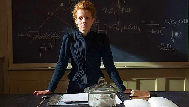 25. Marie Curie (2016)