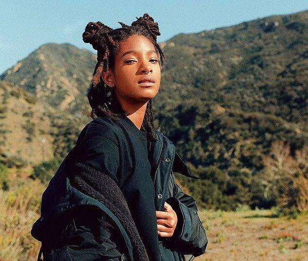12. Willow Smith