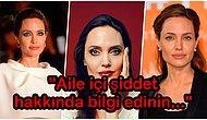 Yardımsever ve Yetenekli Oyuncu Angelina Jolie'nin İstismara Uğrayanlar İçin Verdiği Tavsiyeler