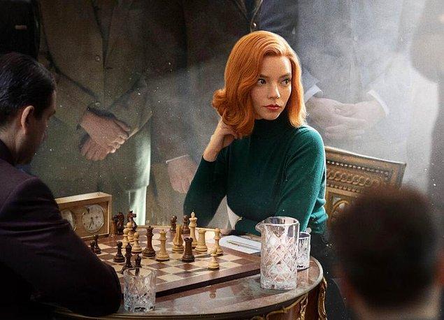 7. The Queen's Gambit (2020)