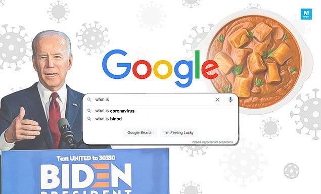Google 2020 arama sonuçlarını yayınladı. Sonuçların bir kısmı oldukça tahmin edilebilirdi.