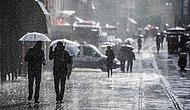 Meteoroloji'den Turuncu Alarm! İstanbul Başta Olmak Üzere 43 ile Fırtına ve Yağış Uyarısı