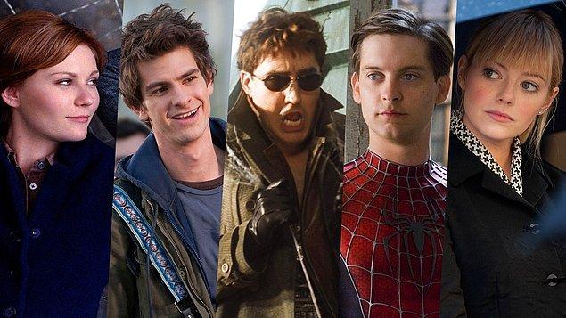 4. Collider'ın haberine göre Emma Stone, Andrew Garfield, Kirsten Dunst, Alfred Molina ve Tobey Maguire Spider-Man 3'de yer alacak.