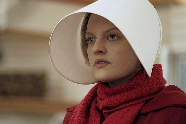 13. Handmaid's Tale'in yeni sezonu 2021'de yayınlanacak. Dizi, 5. sezon onayını da aldı.