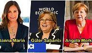 Birbirinden Başarılı Global İsimler! Forbes 2020 Yılının En Güçlü 100 Kadınını Seçti