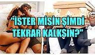 Hem Yatakta Hem de Cenazede Söylenebilecek Cümleleri Paylaşarak Güldüren Kişiler!