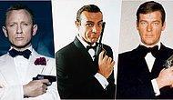 Dünyanın En Sevilen Ajanı James Bond'un Tüm Filmlerinden 24 Unutulmaz Şarkı