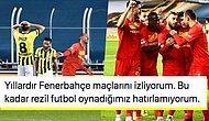 Yeni Malatyaspor Şov Yaptı! Fenerbahçe'nin Tarihinde İlk Kez Kendi Evinde Art Arda 3. Kez Kaybettiği Maçta Yaşananlar ve Tepkiler