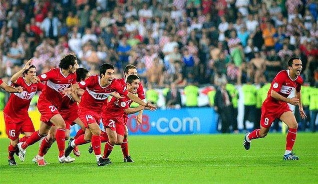EURO 2008'de milli takımımız hangi başarıyı gösterdi?