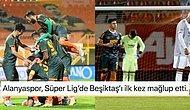 Kartal'ın Serisini Lider Bitirdi! Alanyaspor-Beşiktaş Maçında Yaşananlar ve Tepkiler