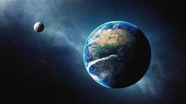 2021 - Dünya'nın yörüngesinde hafif bir kayma oluşacak.