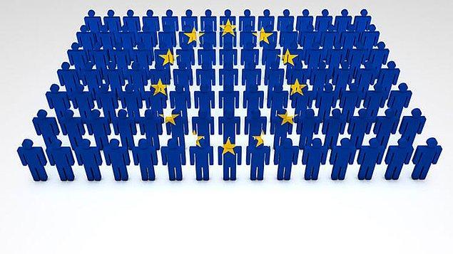 2025 - Avrupa'nın nüfusu en düşük seviyeye gelecek.