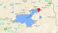 Van'da 4,7 Büyüklüğünden Deprem