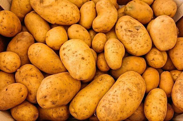 İlk adım doğru patatesi seçmek