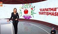 Logosuna Mermi ve Bomba Yerleştirdi: HDP, ATV Hakkında Suç Duyurusunda Bulundu