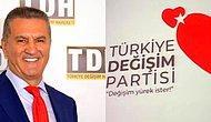 Sarıgül'ün Partisinin İsmi ve Logosu Belli Oldu: 'Değişim Yürek İster'