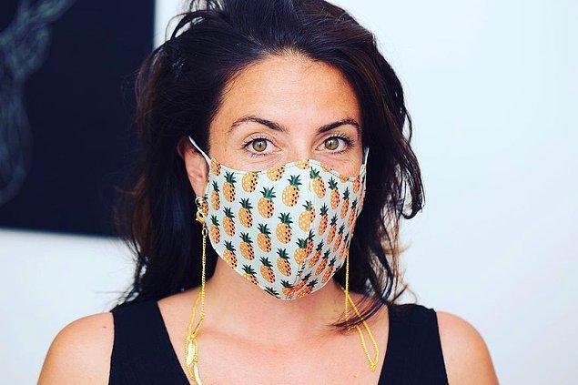 4. Maske zincirleri, yılın en anlam verilemeyen aksesuarı oldu.