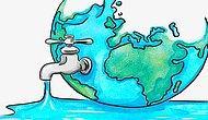 Bir Günde Ne Kadar Su Harcadığını Söylüyoruz!