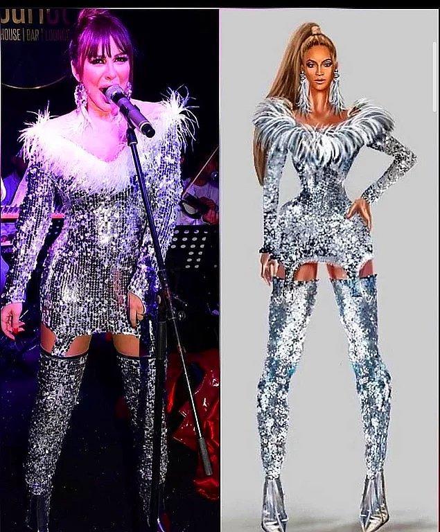 """16. """"Beyoncé'nin kıyafetlerini çaldım."""" diye övünerek açıklama yapması ise pes dedirtti."""