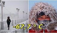 Buralarda Yaşayabilir misin? Buz Gibi Havasıyla Tir Tir Titreten Dünyanın En Soğuk 16 Yeri