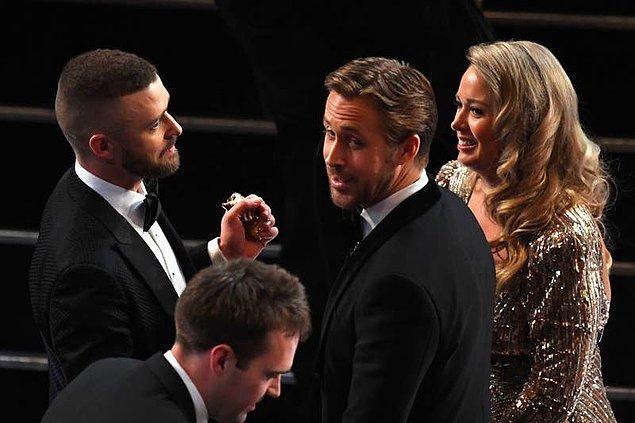 6. Justin Timberlake'in annesi, Ryan Gosling'in çocukken yasal koruyucusuydu.