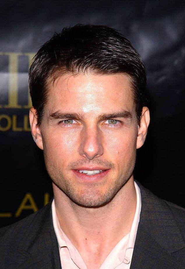 14. Tom Cruise çocukken ilahiyat okuluna gitmiştir, istese rahip olabilirdi.