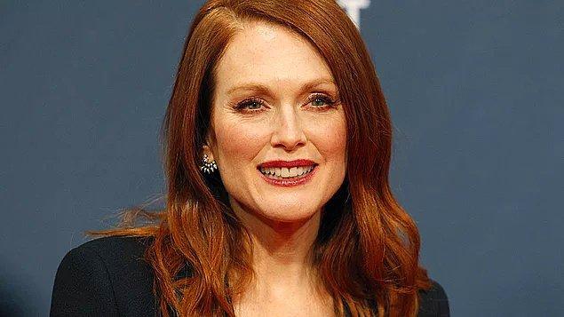 40. Julianne Moore'un doğum adı Julie Smith'tir.