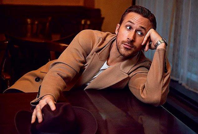 5. Ryan Gosling, Backstreet Boys grubunun üyelerinden biri olabilirdi.