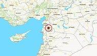 Suriye İdlib'te Deprem! Hatay ve Çevresinde de Hissedildi! İşte Suriye Depremi Hakkında Detaylar...