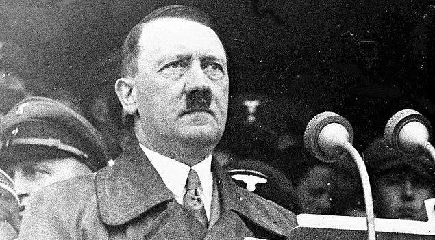 11. Hitler'in yalnızca Yahudileri öldürttüğü bilinse de aslında zihinsel engelli Alman vatandaşlarını da öldürtüyordu.