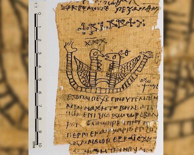 Ne aşk, ne şehvetmiş be Taromeway! Aslında dostlar, Antik Mısır'da bu tür büyüler yaygınmış.