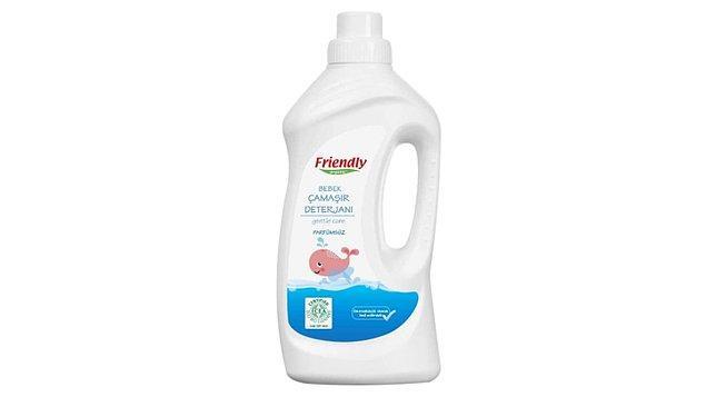 15. Bebeğinizin çamaşırlarını gönül rahatlığıyla yıkayın.